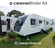 Sterling Eccles Sport 586 2015 caravan