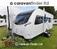 Sterling Continental 565 2016 caravan