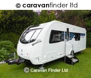 Sterling Continental 570 2016 caravan