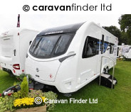 Sterling Continental 630 2016 caravan