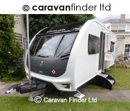 Sterling Eccles 510 2016 caravan