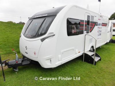 Used Sterling Elite 580 2016 touring caravan Image