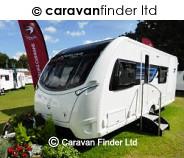 Sterling Continental 570 2017 caravan