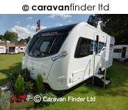 Sterling Continental 580 2017 caravan