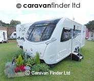 Sterling Continental 645 2017 caravan
