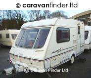 Swift Classic Silhoutte 2000 caravan