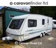 Swift Conqueror 580 LUX 2000 caravan