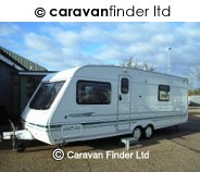 Swift CONQUERER 2000 caravan