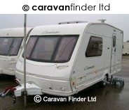 Swift Corniche 15 NT 2000 caravan