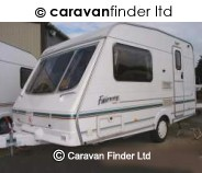 Swift Fairway 390 2000 caravan