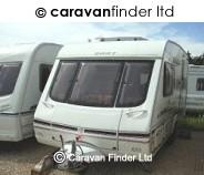 Swift Challenger 460 2001 caravan