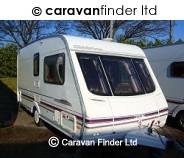 Swift Challenger 480 SE 2001 caravan