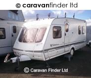 Swift Charisma 550 2001 caravan