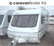 Swift Lifestyle 480 2001 caravan