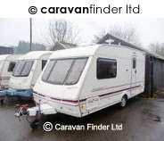 Swift Utopia 480 2001 caravan