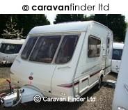 Swift Archway Lowick 2002 caravan