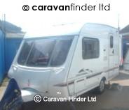 Swift Charisma 220 2002 caravan