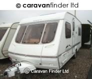 Swift Charisma 550 2002 caravan