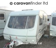 Swift Conqueror 630 LUX 2002 caravan
