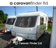 Swift Challenger 480 2003 caravan