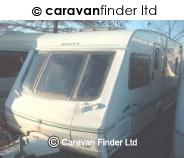 Swift Challenger 500 SE 2003 caravan