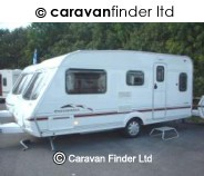 Swift archway  2003 caravan