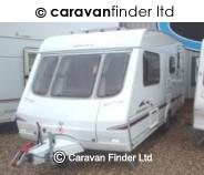 Swift Charisma 565 2003 caravan