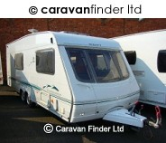 Swift Conqueror 580 LUX 2003 caravan