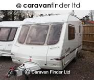Swift Lifestyle 480 2003 caravan