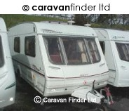 Swift Lifestyle 530 SE 2003 caravan