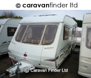 Swift Barnwell 2004 caravan