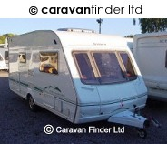 Swift Challenger 470 SE 2004 caravan