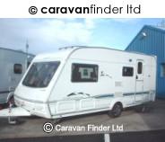 Swift Challenger 520 SE 2004 caravan