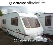 Swift Accord 490 2004 caravan