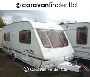 Swift Maidwell  2004 caravan