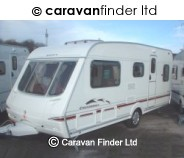 Swift Charisma 555 2004 caravan