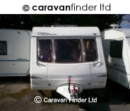 Swift Lifestyle 500 2004 caravan