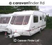 Swift Lifestyle 555 2004 caravan