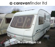 Swift Utopia 500 2004 caravan