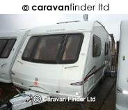 Swift Celeste 21 2005 caravan