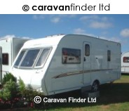 Swift Challenger 500 2005 caravan