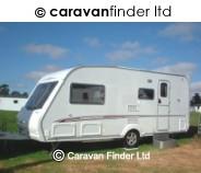 Swift Challenger 520 2005 caravan