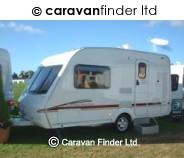 Swift Charisma 220 2005 caravan