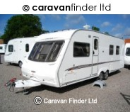 Swift Conqueror 645 LUX 2005 caravan