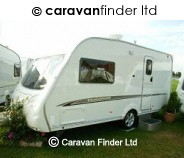 Swift Challenger 470 2006 caravan