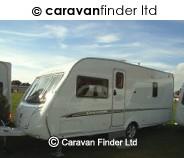 Swift Challenger 500 2006 caravan