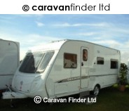 Swift Challenger 510 2006 caravan