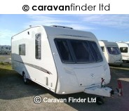 Swift Challenger 520 2006 caravan