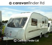 Swift Challenger 530 2006 caravan