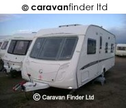 Swift Challenger 540 2006 caravan